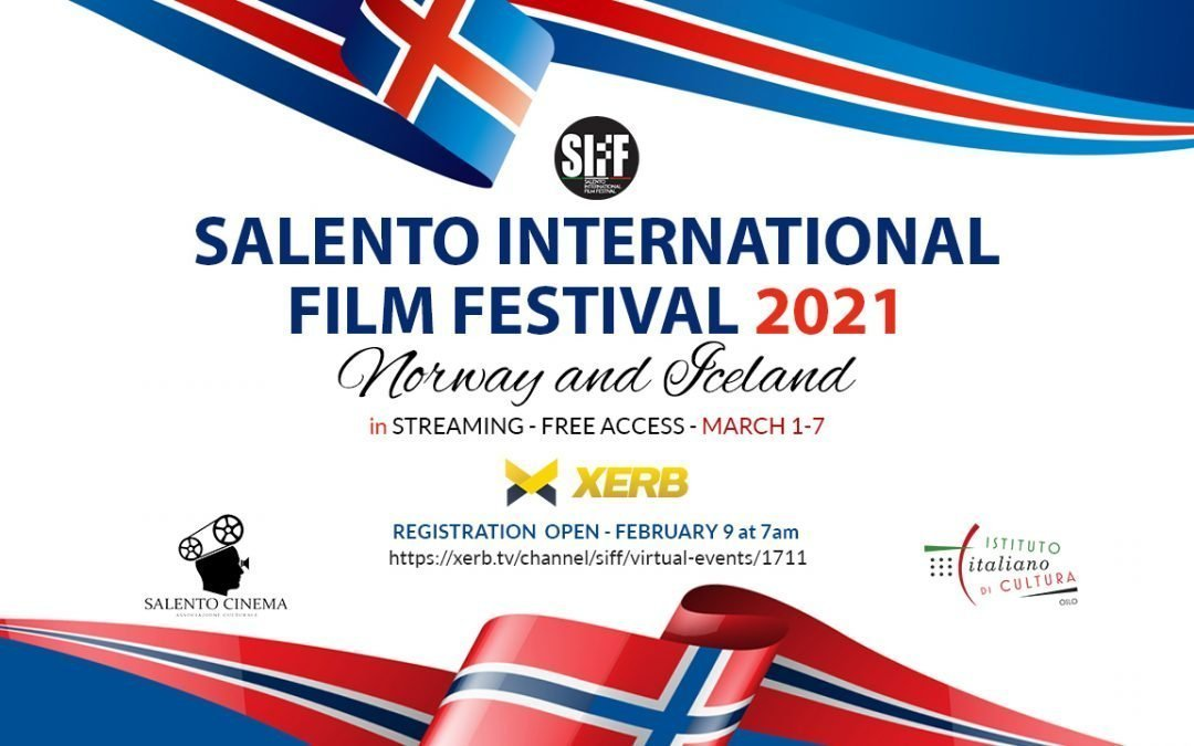 3rd. Salento Int'l Film Festival in Norway and Icelend